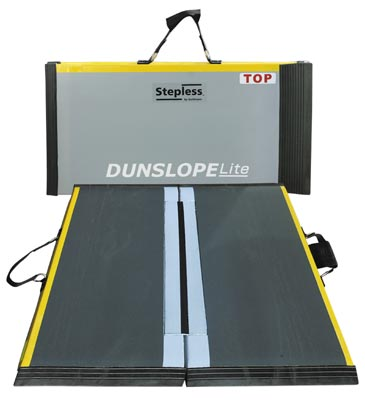Dunslope wheel chair ramp specification